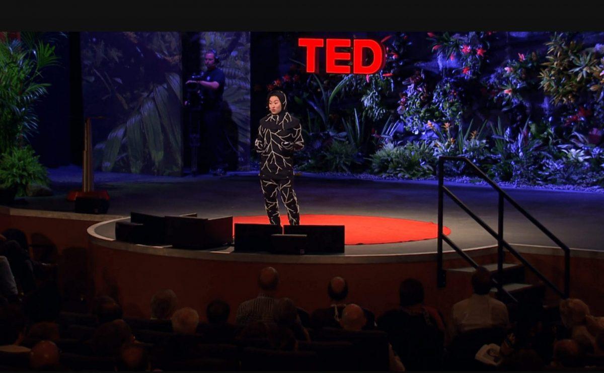 Jae Rhim Lee氏によるTEDトーク