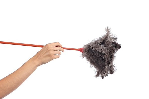 住まいの清掃